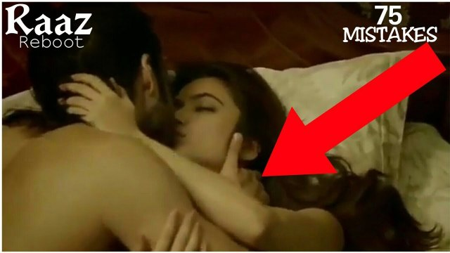 [ MISTAKES ] In Raaz Reboot movie | imran| Mistakes in Raaz Reboot movie  | mistakes
