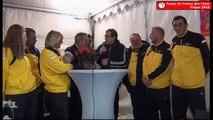 Coupe de France des Clubs de pétanque 2018 à Fréjus : NICE en finale