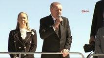 Mardin Cumhurbaşkanı Erdoğan Mardin'de Halka Hitap Ediyor-2