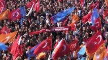 Cumhurbaşkanı Erdoğan: ''Artık an meselesi, Afrin'e girdik giriyoruz'' - MARDİN