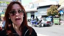 Η Έφη Γρίβα για τις φόλες στο Μαρίνι Στυλίδας