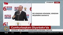 Cumhurbaşkanı Erdoğan: Ülkemizde sadece Kürt olduğu için baskı gören kim varsa onunla birlikte mücadele ederim