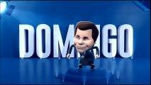 Chamada Programa Silvio Santos (18/03/18) Jogo dos Pontinhos com Dudu Camargo