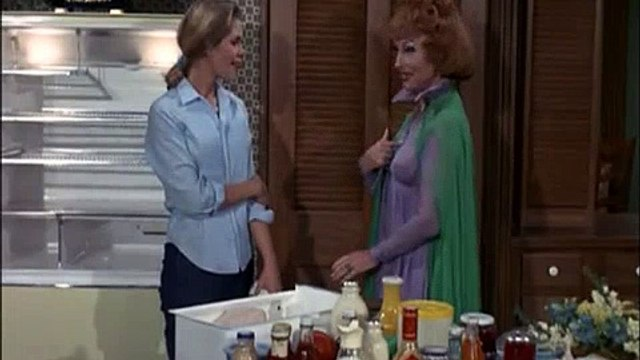 Bewitched S03E17 Sam İn The Moon