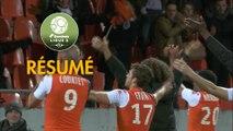 FC Lorient - US Orléans (3-1)  - Résumé - (FCL-USO) / 2017-18