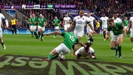 Short Highlights England v Ireland  NatWest 6 Nations