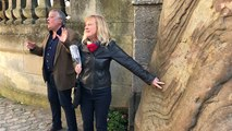 La cathédrale du Mans en langue des signes