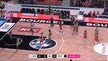LFB 17/18 - J18 : Bourges - Hainaut Basket