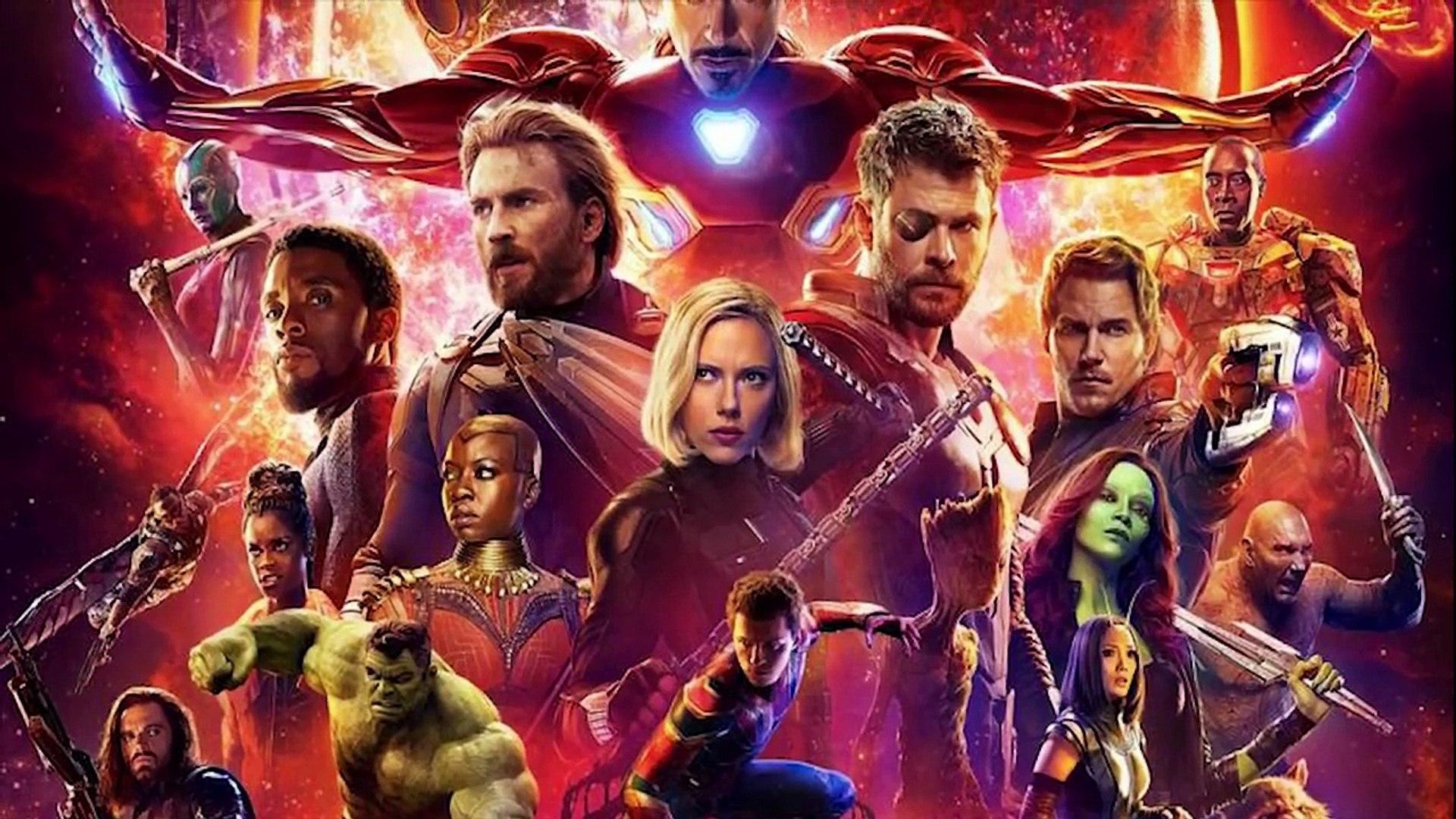 РАЗБОР НОВОГО ТРЕЙЛЕРА ВОЙНЫ БЕСКОНЕЧНОСТИ/Avengers Infinity War Trailer l ВОЙНА БЕСКОНЕЧНОСТИ 2018