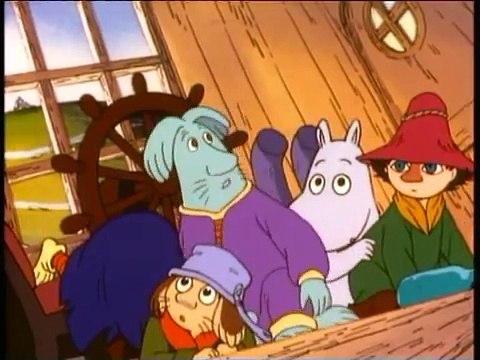 Moomin 63 Adventures of Moominpappa Part 2