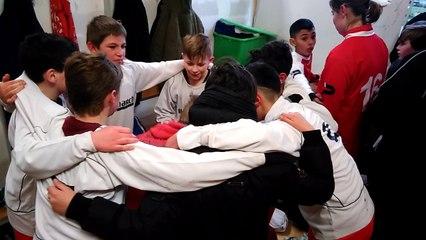 Victoire U13A contre Jeumont