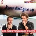 Nino Arial et MomoKando analysent les pires tatouages du Net  #tattoofail