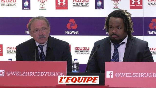 Brunel «C'est une déception» - Rugby - Tournoi des 6 nations - Bleus