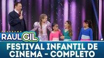 Festival infantil de cinema - 17.03.18 - Completo