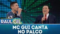 MC Gui canta no palco - 17.03.18 - Completo