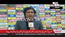 Tezabi Totay Shahid Afridi Funny Punjabi Dubbing Interview After Winning Against India