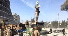Son Dakika! TSK ve ÖSO, Afrin İlçe Merkezinde Kontrolü Sağladı