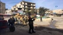 - ÖSO Afrin'de Bir Mahallede Kontrolü Sağladı
