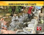 Crores in Investment Goes Waste in Bengaluru - NEWS9