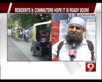 Lingarajapuram Flyover Gets A Makeover - NEWS9