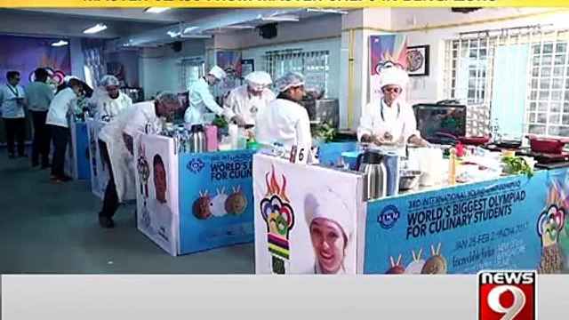 Master class from master chefs in Bengaluru - NEWS9