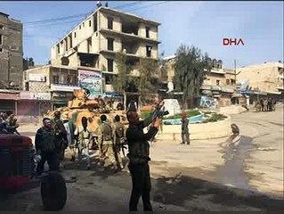 Afrin ÖSO Birlikleri kontrolü sağladı