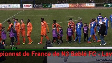 SFC - Laval B le film du match
