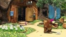 Masha e o Urso (Português)  - Trocando os papéis  (Episódio 38) Desenho animado novo 2017
