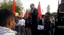 Syed Ali Deep Rizvi Noha Sakina (s.a) Sham kay zindaan main Rehgai