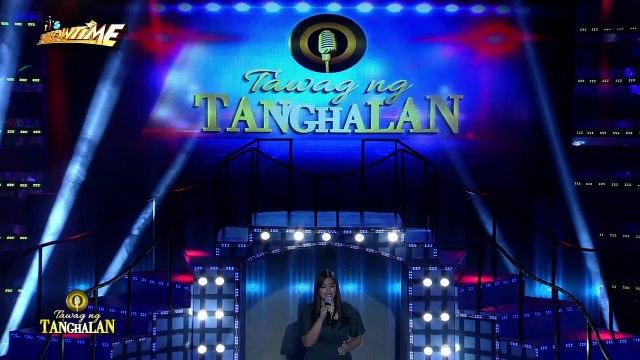 Tawag ng Tanghalan: Andrea Mae Furio | I Won't Last The Day Without You