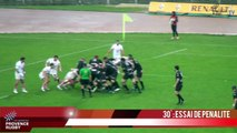 Tarbes / Provence Rugby : les temps forts