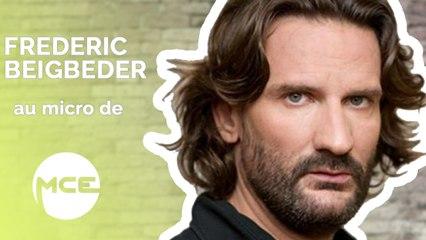 """Frédéric Beigbeder nous parle de son livre """"Une vie sans fin"""""""