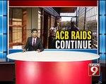 ACB conducts raids across state - NEWS9