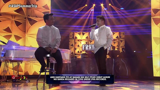 """ASAP: Jake Zyrus and Jason Dy's sing of """"Before I Let You Go"""""""