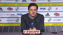 Pélissier «On laisse Troyes derrière nous» - Foot - L1 - Amiens