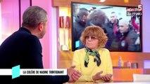 Nadine Trintignant dézingue Bertrand Cantat dans C l'Hebdo (vidéo)