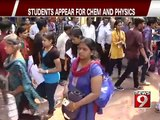 Bengaluru, 1.7 lakh students appear for CET this year- NEWS9