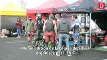40ème édition de la course de SOLEX organisée par l'ENIT