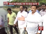 Ulsoor Lake, who is responsible for this mass death- NEWS9