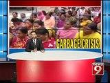 Bengaluru, more protests erupt against BBMP- NEWS9