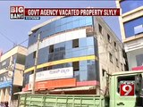 Bengaluru, officials and property owner lock horns- NEWS9