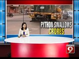 BBMP- Phyton swallows crores- NEWS9