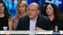 """Dray sur les réfugiés : """"Je trouve que la jeunesse de ce pays devrait prendre à son compte ce combat-là. Où est la jeunesse française?"""""""
