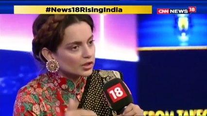 Kangana Ranaut takes on Pakistani Artists work in india