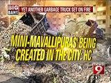 Bengaluru, BBMP clueless on where to dump garbage- NEWS9