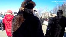 Посетил выборы Президента Российской Федерации на территории Белоруссии