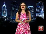 Bengaluru, heavy rains bring traffic to a standstill- NEWS9