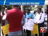 NEWS9: Street play to protest against BBMP's apathy