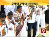 NEWS9: Bengaluru-Garbage, garbage everywhere!