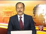 NEWS9: Ballari hospital work abruptly stopped